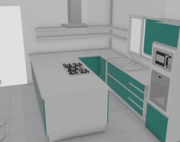 Cozinha Simples