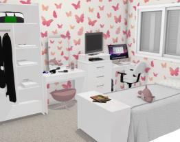 Dormitório com penteadeira