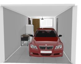 Garagem/Lounge