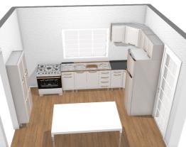 Projeto dona onça cozinha normal