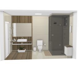 Banheiro Deia