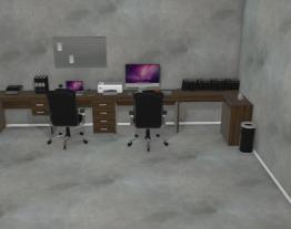 escritorio com destino