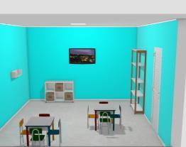 sala das crianças