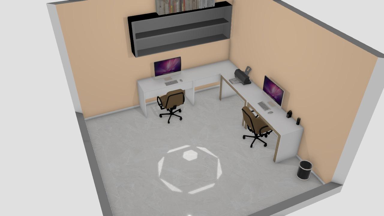 Escritório casa nova 2