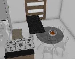 Cozinha Casa Marisa Viles