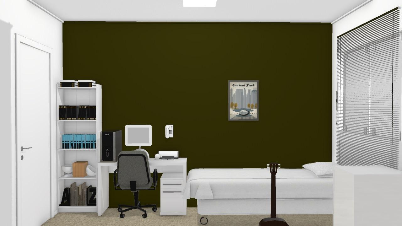 Dormitório Bedrich