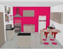 Cozinha- Amanda