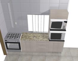 Cozinha nova Unique Silvia
