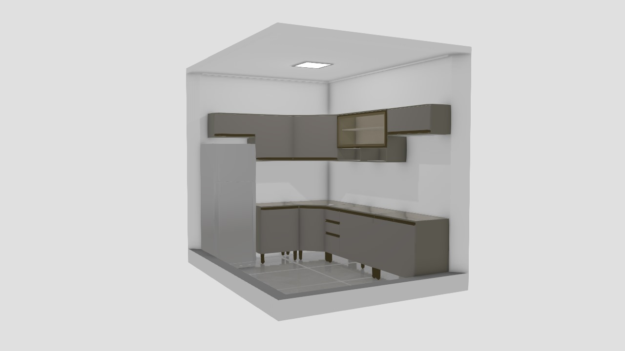 Cozinha nova - Henn Connect