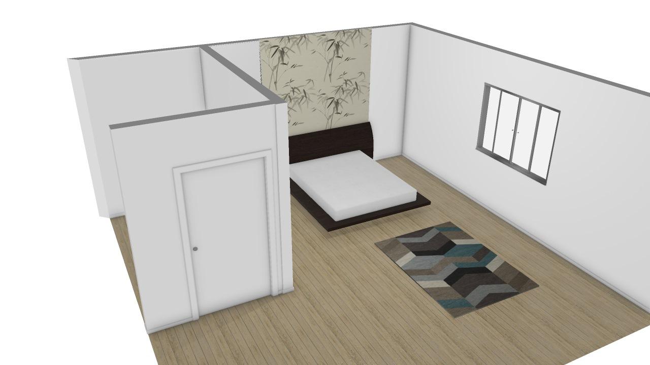meu dormitório