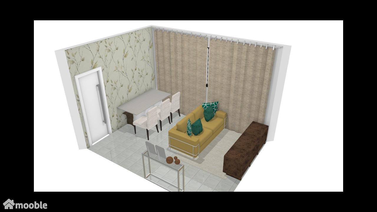 Meu projeto no Mooble - sala dos sonhos