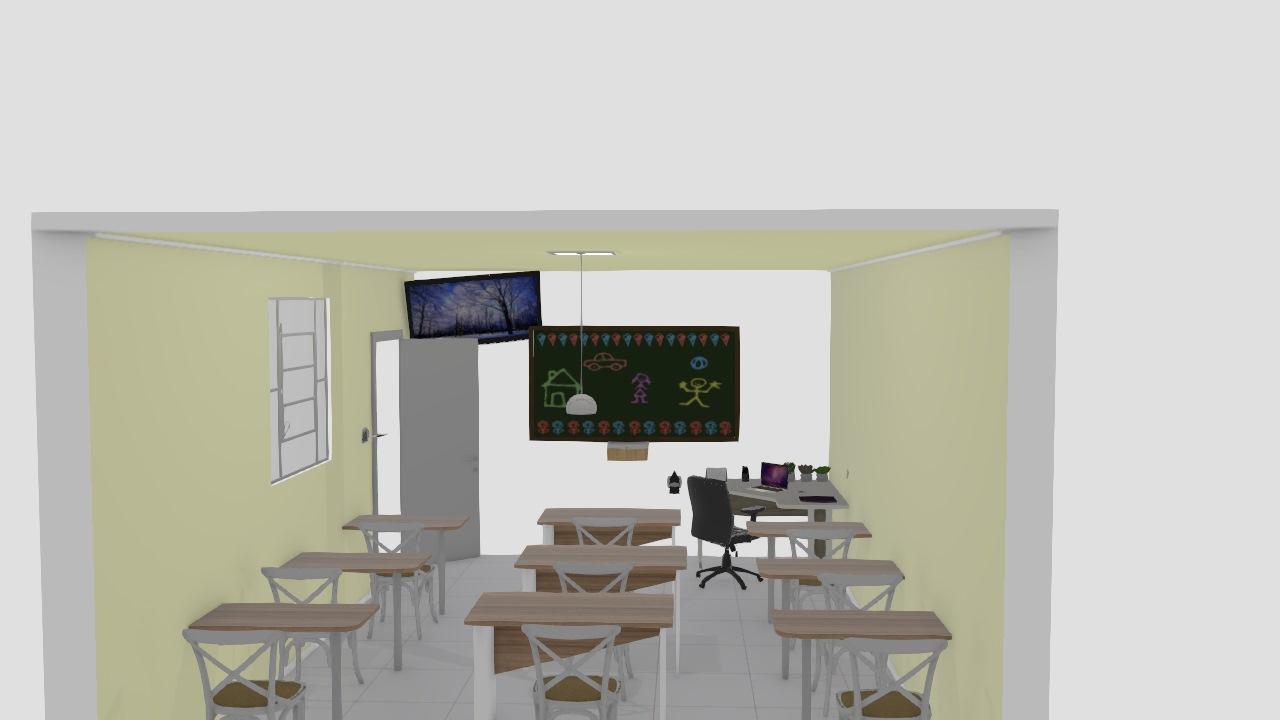 Sala de Aula Simples