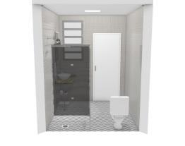 Meu projeto no banheiro