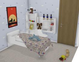 Composição de dormitório bnm