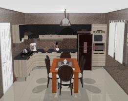 Cozinha Jazz ETERNIT BLACK