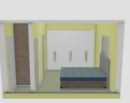 Meu projeto no Mooble quarto de mamis