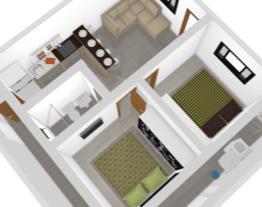 Projeto - casa 6x6