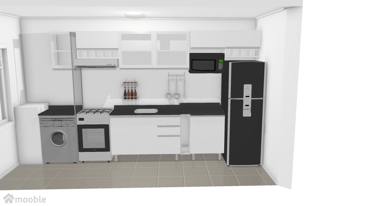 cozinha stilus 1 vidro