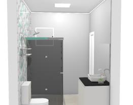 Banheiro Pedro