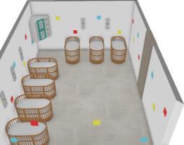 sala - alterar cores