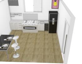 cozinha da Ana Luiza