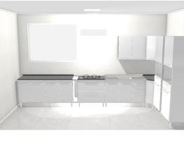 Meu projeto Itatiaia cozinha aço