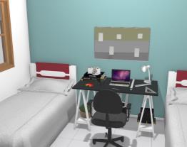 Projeto - Quarto novo layout