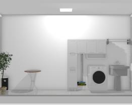 Meu projeto Bertolini - Área de serviço 01