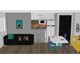 Cozinha Pequena MRV