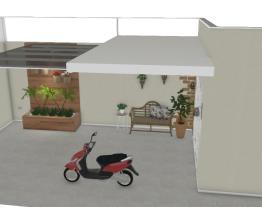 Nova Frente da Casa