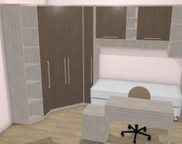 barbara quarto com closet - 9972 5161