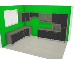 projeto cozinha silvia helena