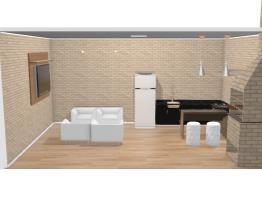 nossa sala/cozinha
