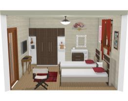 quarto nº 2 casa 40