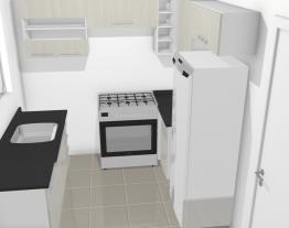 projeto cozinha Eliane