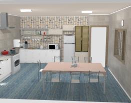 Cozinha Atraente