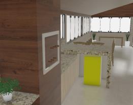 Projeto Area gourmet 2