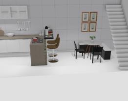 cozinha americana  estreita