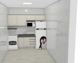 cozinha da Alaine