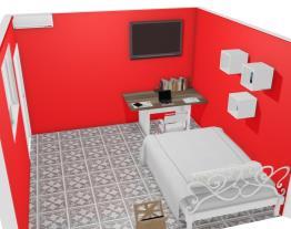 quarto da vovo Selma