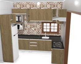 Cozinha decibal cedro