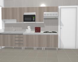 cozinha Ander e Debora