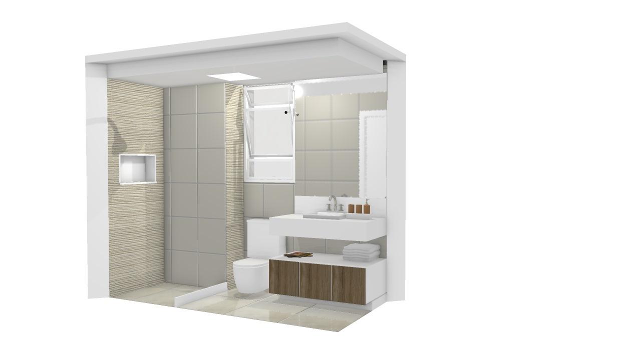Banheiro Social Bernardo 2
