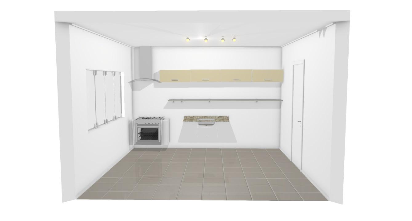 Cozinha para azulejos hidraulicos