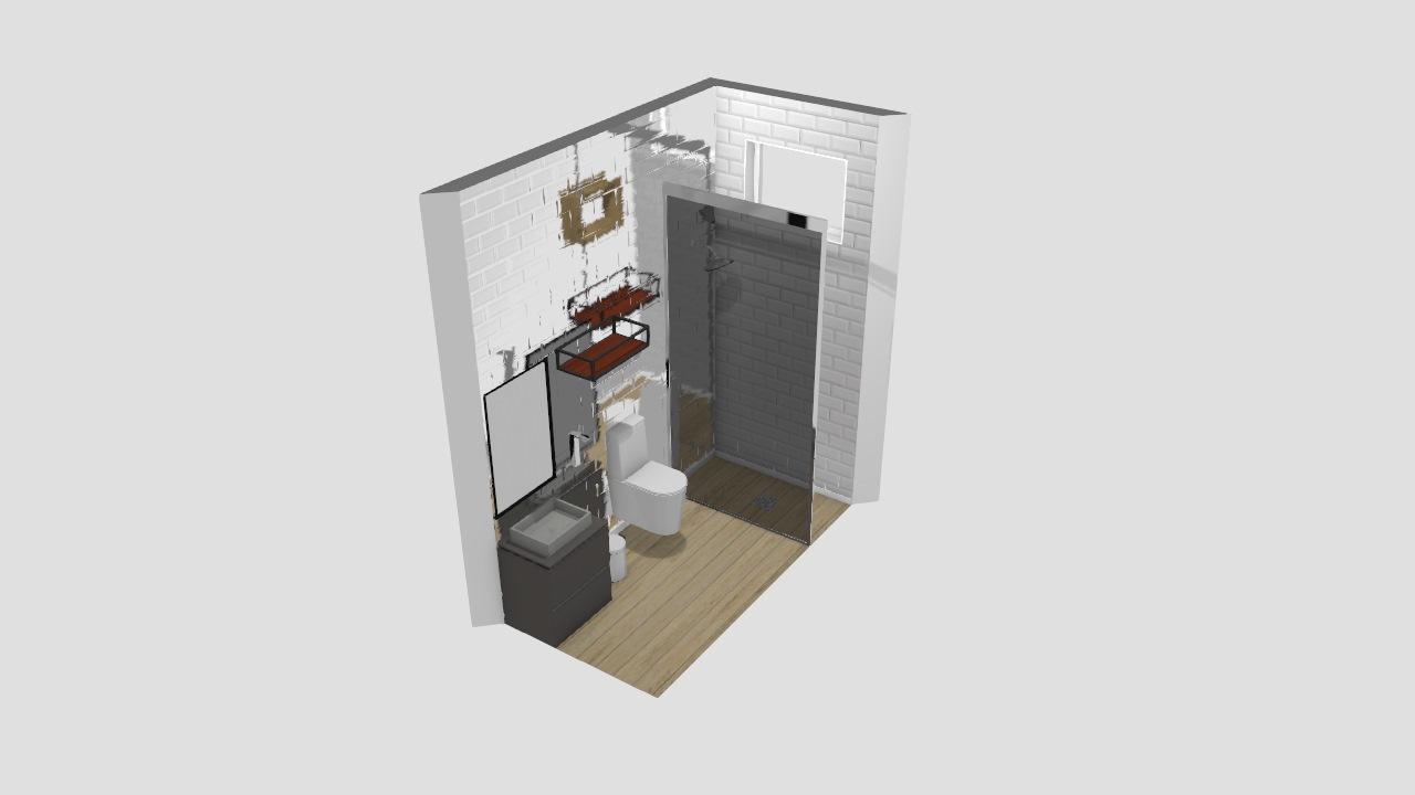 Banheiro Fernanda