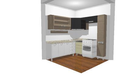Projeto cozinha Jazz