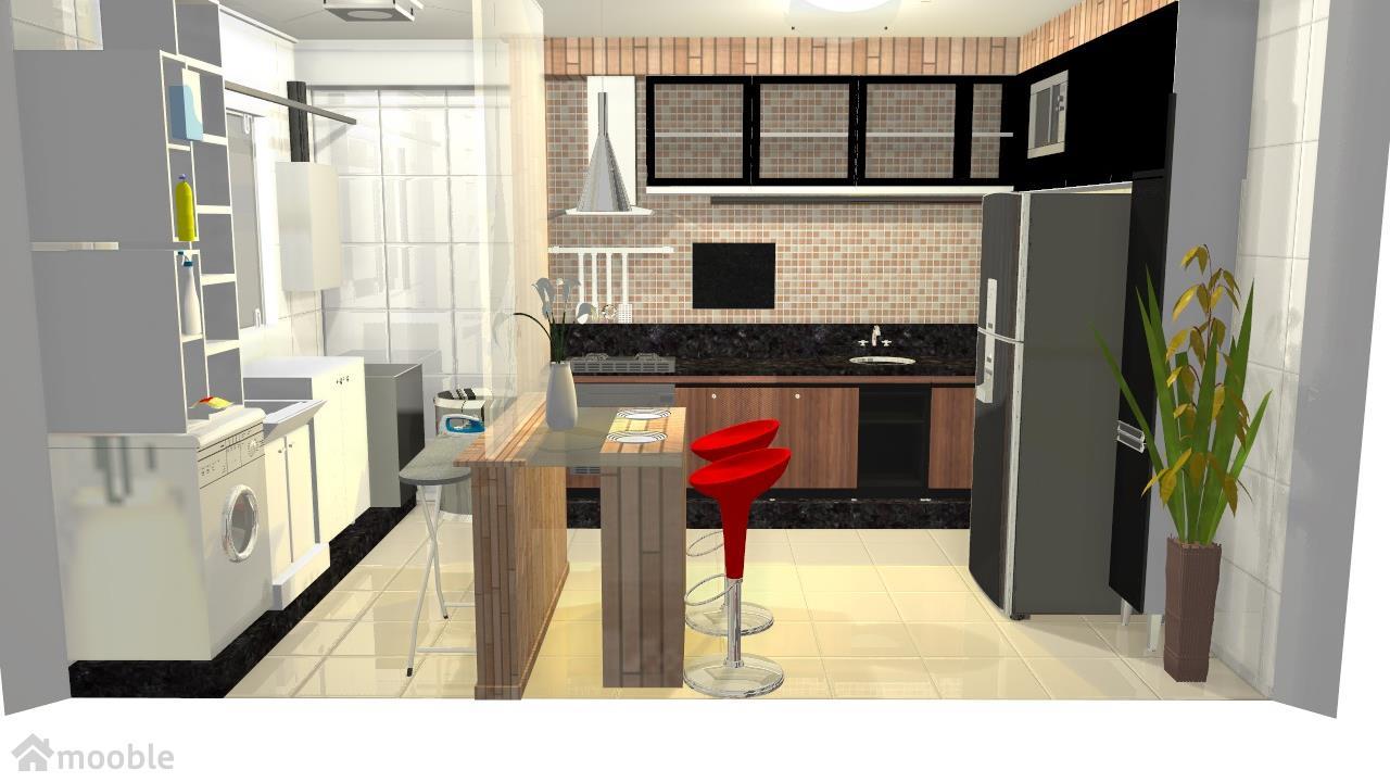 Cozinha Ap. 704 Guilherme