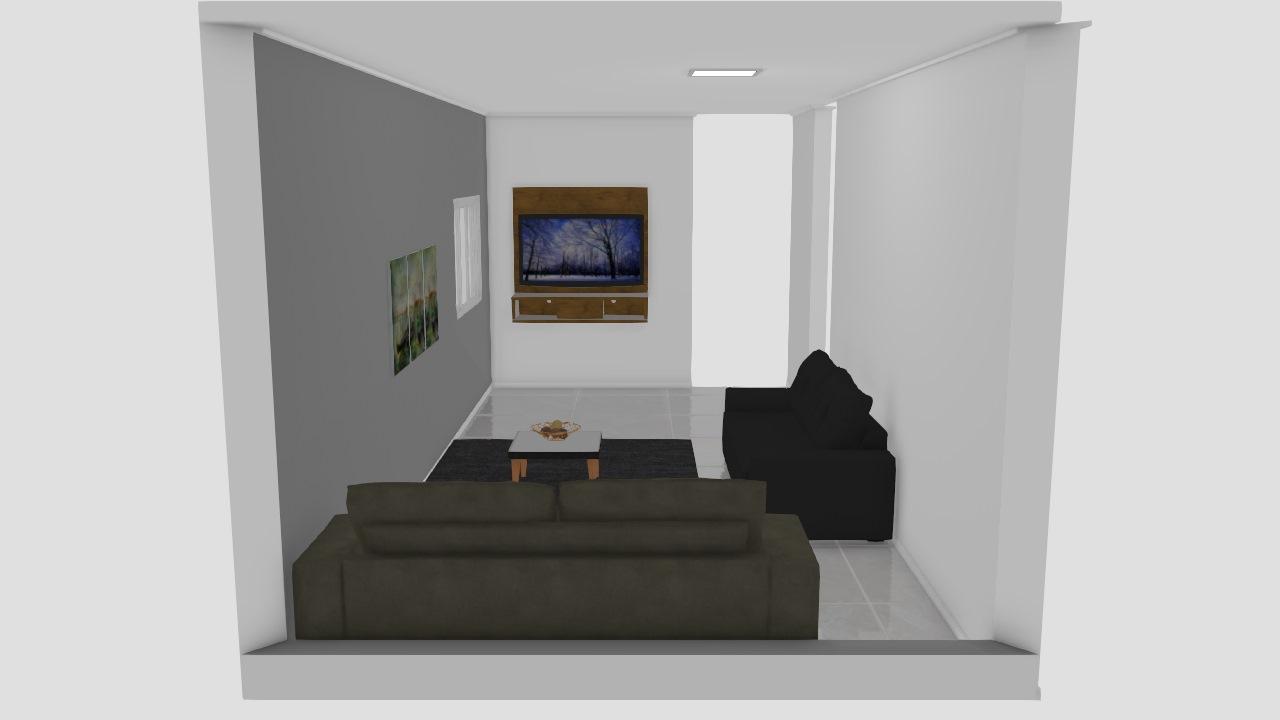 projeto sala nova