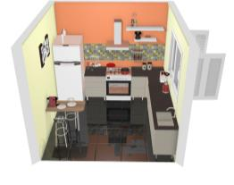 cozinha para um casal Mayra'S.