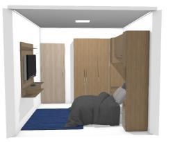Dormitório Rosalia